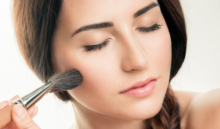 Beigekozmetika smink