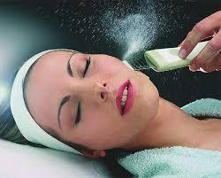 kozmetikai kezelés - hidrobrázió