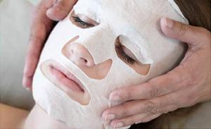 SEYO Cover arcpakolás a kezelés végén