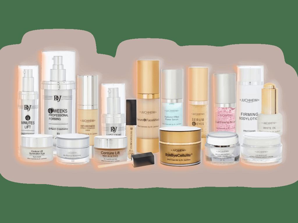 Dr. Juchheim kozmetikumok a Beige Kozmetikában